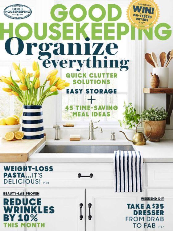 Good Housekeeping Magazine Subscription Renewal Gifts