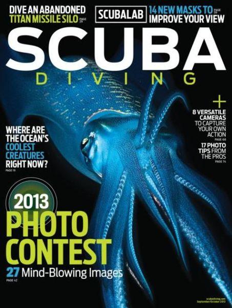 Scuba Diving Magazine