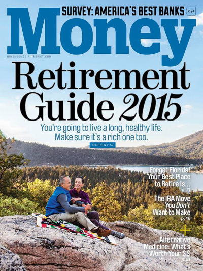 Money Magazine Subscription