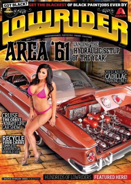 Lowrider magazine subscriptions renewals gifts