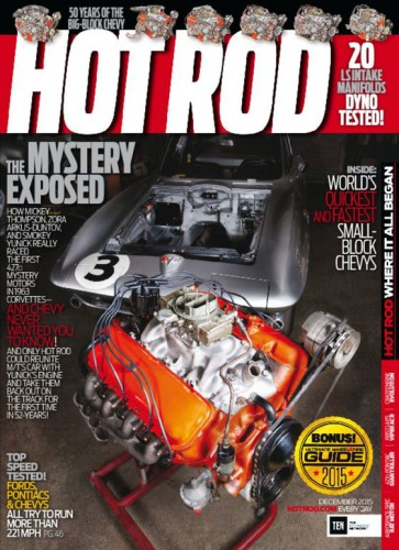 Best Price for Hot Rod Magazine Subscription