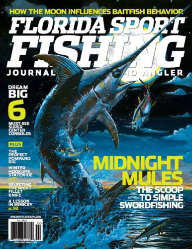 Florida sport fishing magazine from compare 24 for Florida fishing magazine