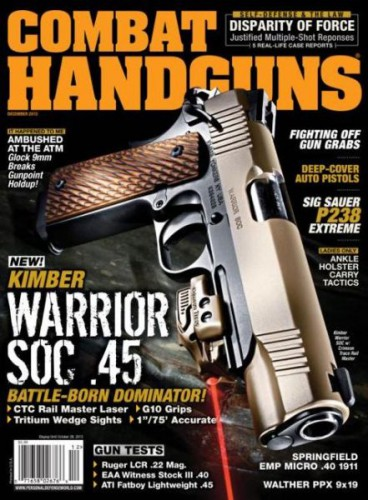 Best Price for Combat Handguns Magazine Subscription