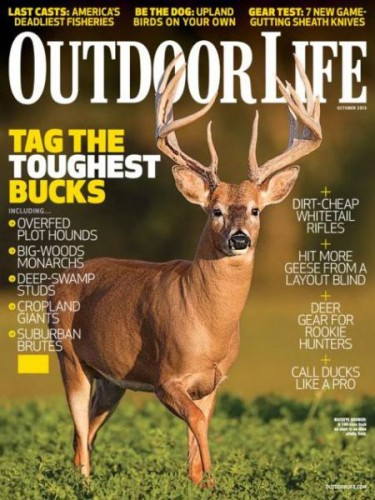 Best Price for Outdoor Life Magazine Subscription