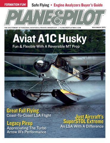 Best Price for Plane & Pilot Magazine Subscription
