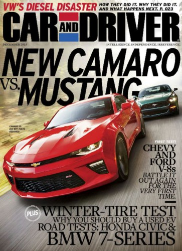 Best Price for Car and Driver Magazine Subscription