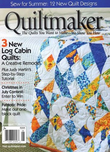 Best Price for Quiltmaker Magazine Subscription