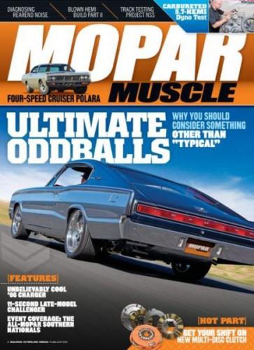 Best Price for Mopar Muscle Magazine Subscription