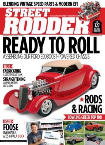 Best Price for Street Rodder Magazine Subscription