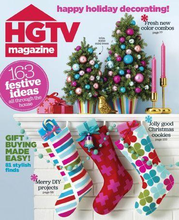 Best Price for HGTV Magazine Subscription