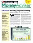 Consumer Reports Money Adviser Magazine