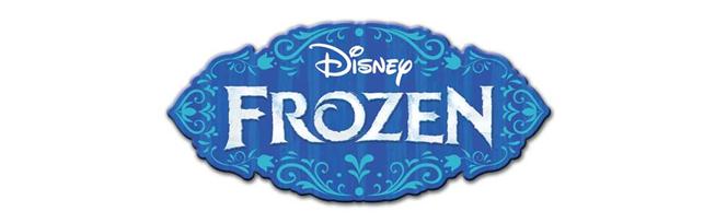 Disney Frozen Magazine Logo