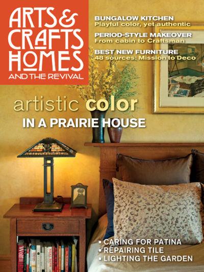 Arts & Crafts Homes Magazine