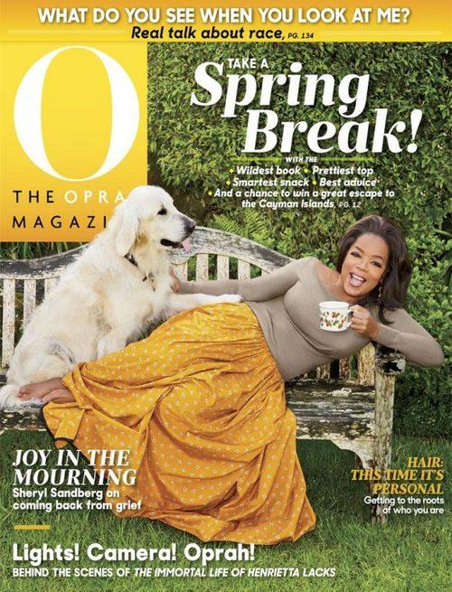 O, The Oprah Magazine Digital