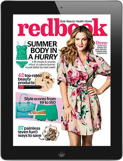 Redbook Magazine Digital