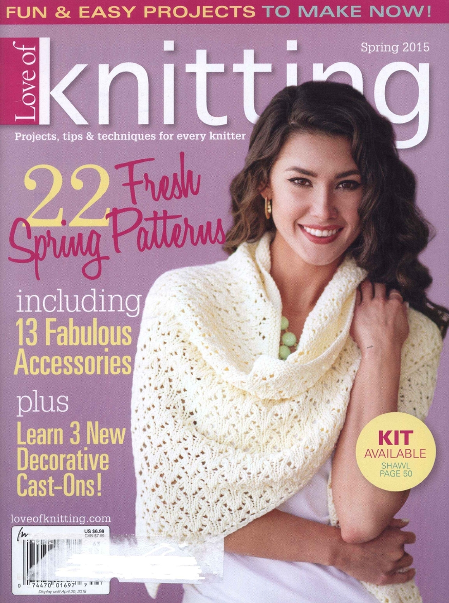 Love of Knitting Cover