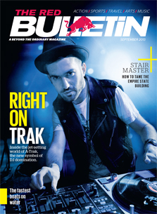 The Red Bulletin Magazine