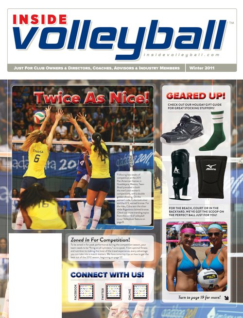 Inside Volleyball Magazine