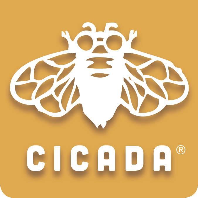 Cicada Magazine Cover Logo