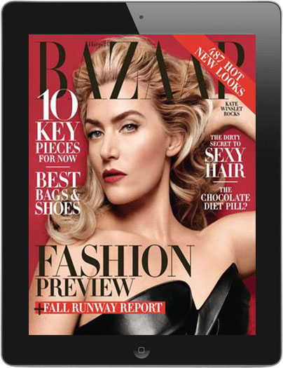 Harper's Bazaar Magazine Digital