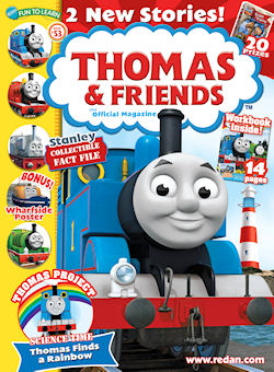 Thomas & Friends Magazine