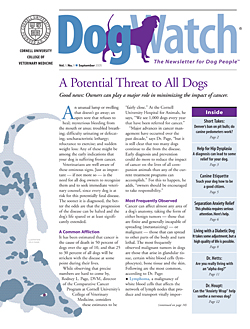 DogWatch Magazine