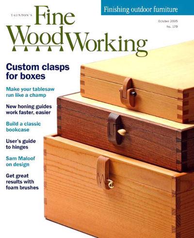 Fine Woodworking Magazine's