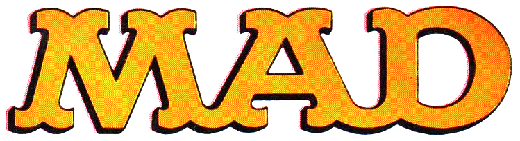 MAD Magazine Subscription Logo