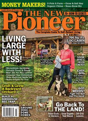 The New Pioneer Magazine Subscription