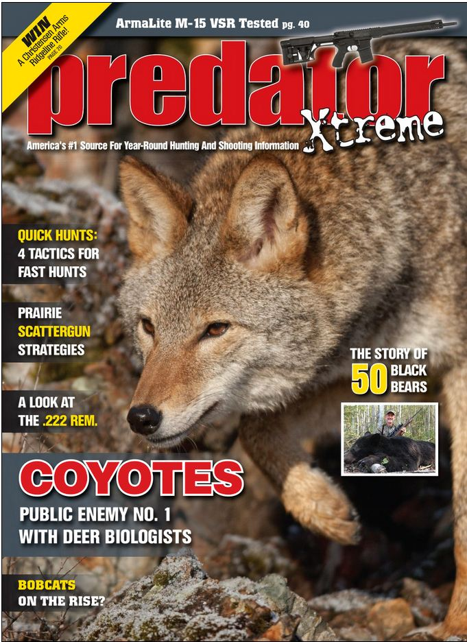 predator xtreme magazine subscription cover