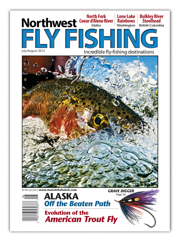 northwest fly fishing magazine subscriptions renewals