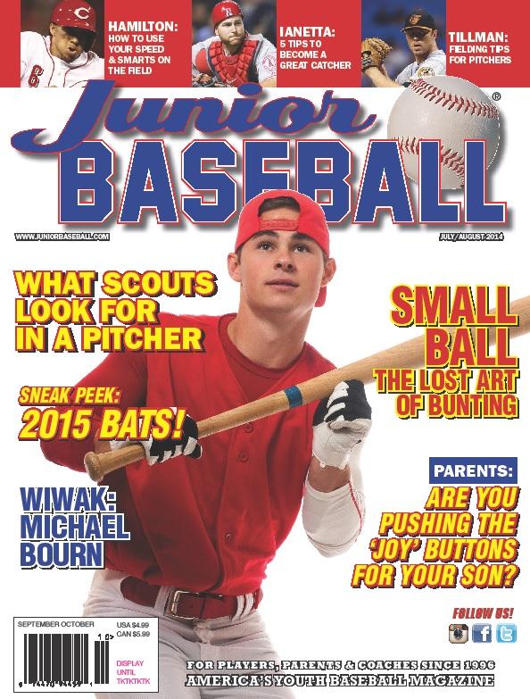 Junior Baseball Magazine