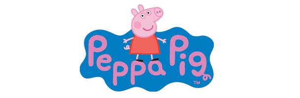 Peppa Pig Magazine Logo