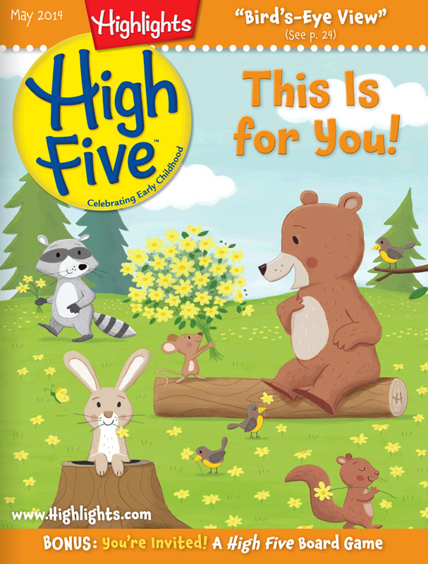Highlights High Five Cover