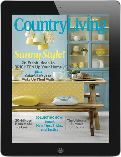 Country Living Magazine Digital