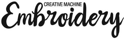 Creative Machine Embroidery Logo