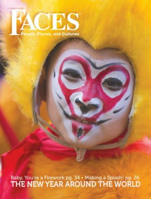 faces magazine subscription