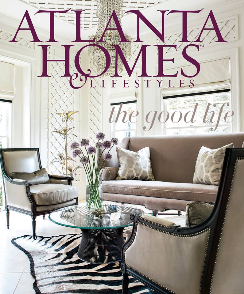 Atlanta Homes & Lifetyles Magazine