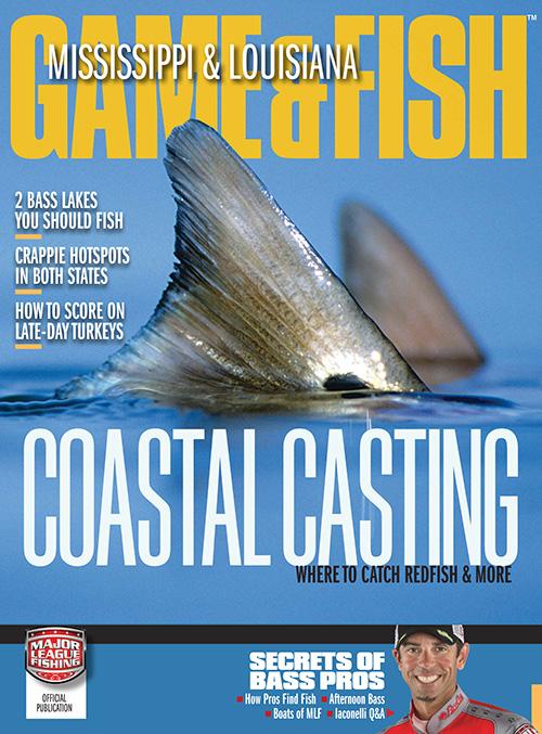 Mississippi-Louisiana Game & Fish