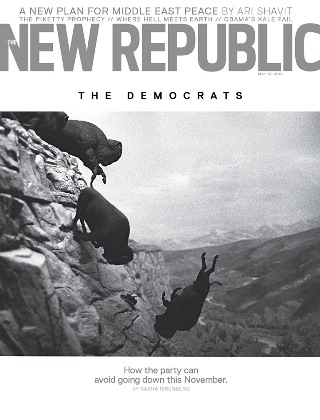 The New Republic Magazine