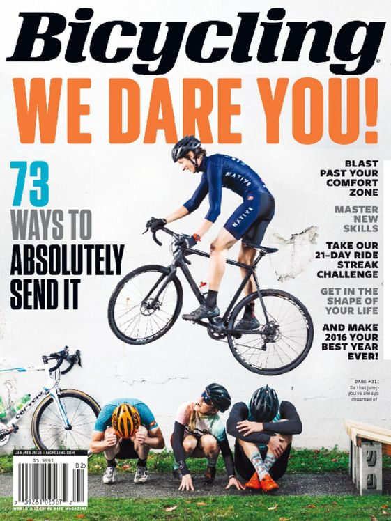 Bicycling Magazine