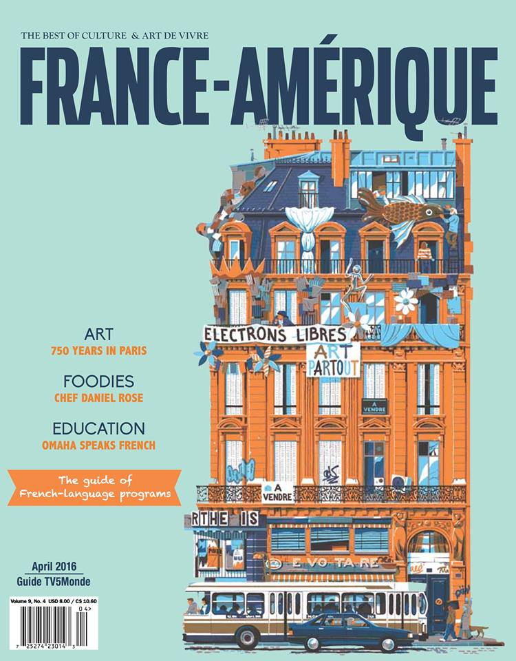 france-amerique magazine subscription