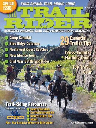 The Trail Rider Magazine