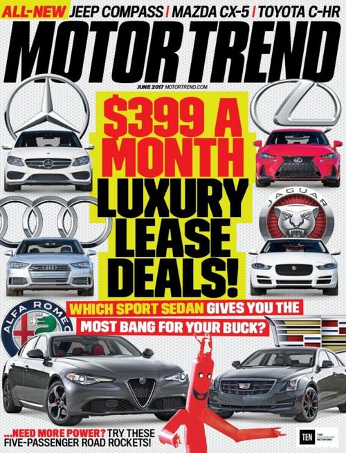 motor trend magazine subscription discounts renewals gifts