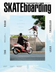 Transworld Skateboarding Magazine
