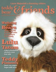 Teedy Bear And Friends Magazine