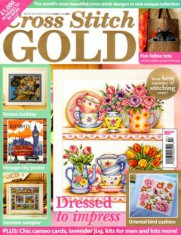 Cross Stitch Gold Magazine