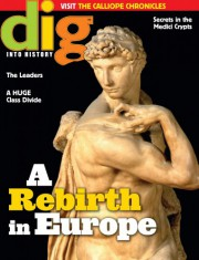 dig into history magazine subscription
