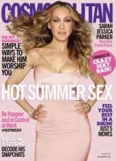 Cosmopolitan Magazine Cover