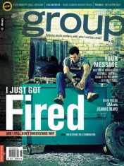 Group Magazine (For Youth Group Leaders)